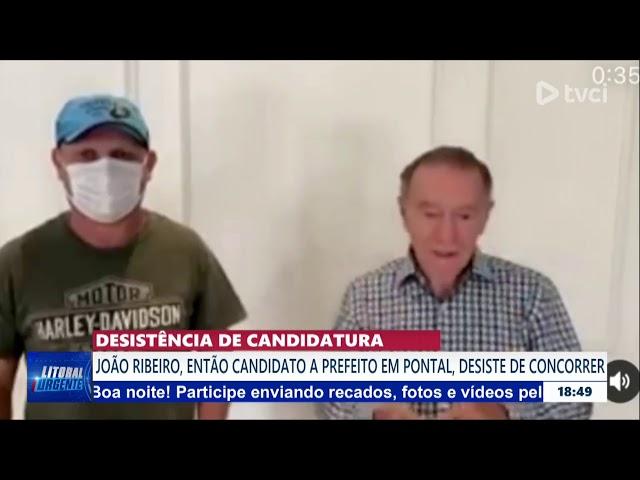DESISTÊNCIA DE CANDIDATURA