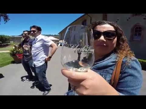 Napa Valley Wine Train  2016 :GoPro