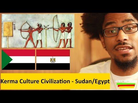 Kerma Culture Civilization - Sudan/Egypt (2500 BCE -1400)