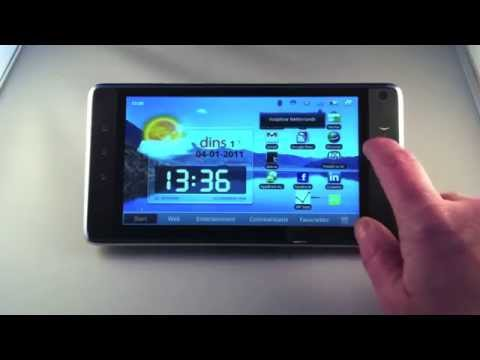 Huawei Ideos S7 Android tablet (Postbus31 TechBlog)