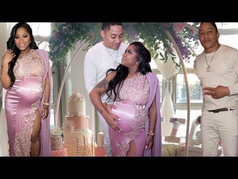 Toya Wright Celebrates Her Baby With A  Lavish Baby Shower