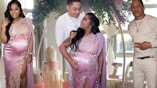 Toya Wright Celebrates Her Baby With A  Lavish Baby Shower