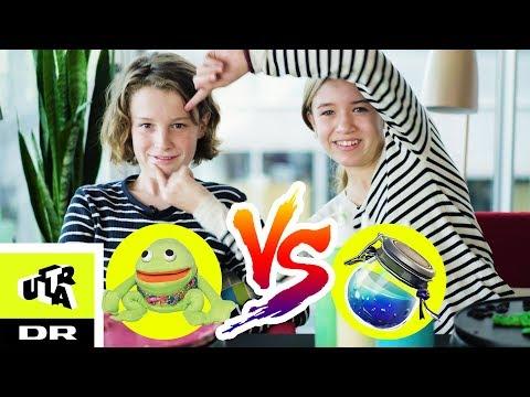 Pandekage Challenge med Matilde og William fra Klassen | DR Ultra