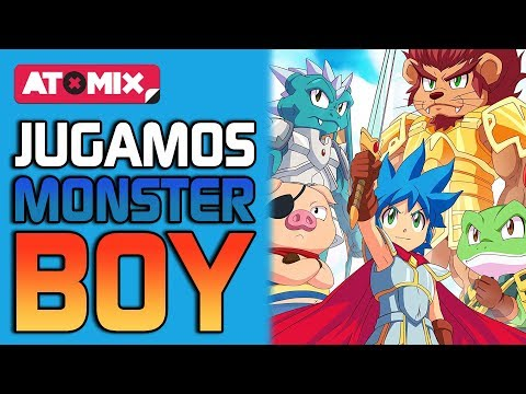 Monster Boy and the Cursed Kingdom – Joya de 2018 thumbnail