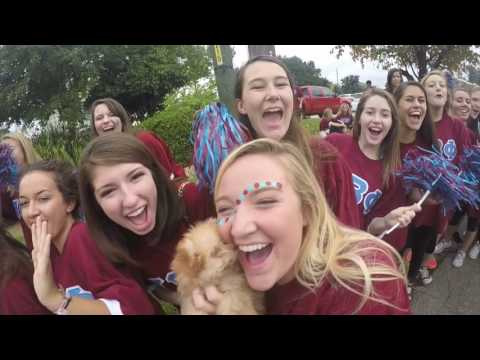 Pi Beta Phi - University of Alabama 2016
