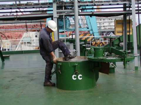 Confined space. Enclosed Space. Training video for seamen