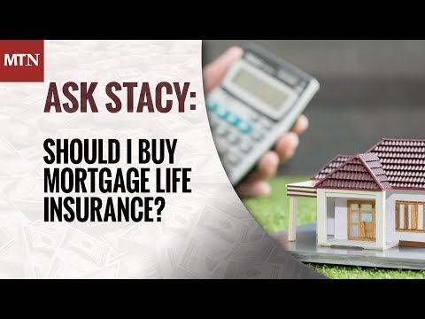 Should you get mortgage life insurance