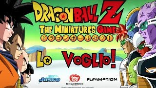 Dragon Ball Z: Il Gioco di Miniature!