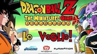 Dragon Ball Z: Il Gioco di Miniature!