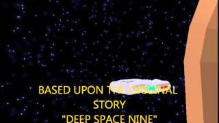 Star Trek Deep space nine (Roblox Stop motion series Intro)