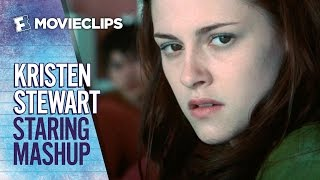 The Many Stares of Kristen Stewart Mashup (2015) HD