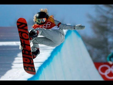 Winter Olympics Chloe Kim Wins Halfpipe Gold Medal For United States