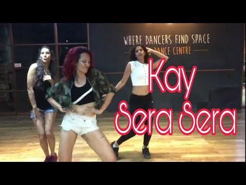 Kay Sera Sera | Pukar | CommercialJazz Choreography By Svetana Kanwar | Class Footage