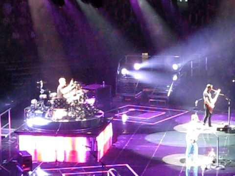 Muse Plug In Baby LIVE @ TD Banknorth Garden, Boston