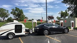 Towing with a Tesla Tips, Experiences & What to Expect when Towing with a Tesla Model X or Model S