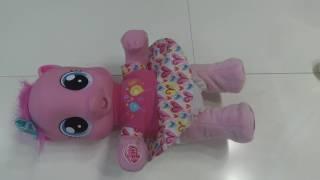 Обзор Игрушка HASBRO My Little Pony Малютка пони Пинки пай