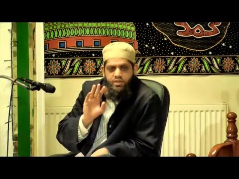 Atheism Revisited: Shaykh Asrar Rashid 05.12.2015 Al Madina Academy