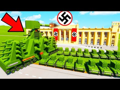 ЛЕГО ШТУРМ БЕРЛИНА! БИТВА ЗА БЕРЛИН 1945 В BRICK RIGS! ЛЕГО ВЕЛИКАЯ ОТЕЧЕСТВЕННАЯ ВОЙНА В БРИК РИГС!