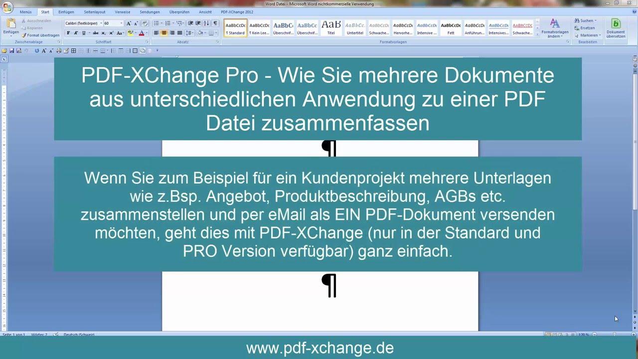 pdf xchange pro remove watermark