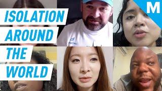 Coronavirus Social Distancing Around The World | Mashable Originals