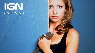 Joss Whedon is Rebooting Buffy the Vampire Slayer - Comic-Con 2018