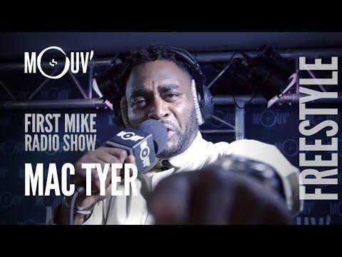 Youtube: MAC TYER: Freestyle«20 ans / Dead Presidents II» (Live @Mouv' Studios)
