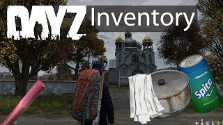 DayZ Xbox One Gameplay Inventory Guide Weighting & Item Usage Tips