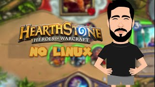 Hearthstone: Heroes of Warcraft no Linux (Wine)