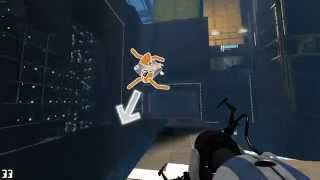 Portal 2: Thinking with Cheat Codes