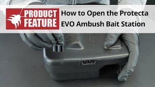 How to Open the Protecta Evo Ambush Bait Station