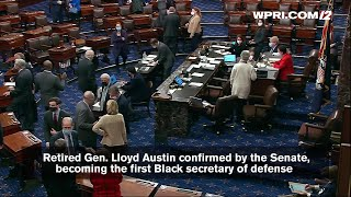 VIDEO NOW: Retired General Austin to become first Black secretary of defense