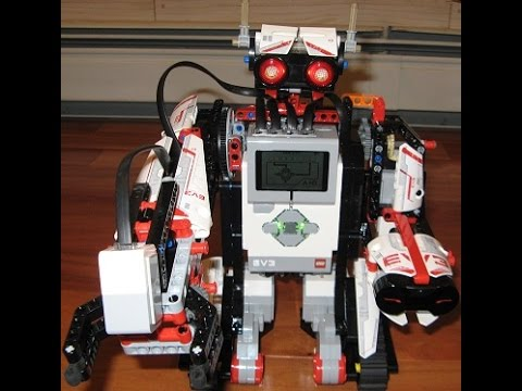 X-T3RRA, an Exploration Robot - MINDSTORMS EV3 Creations