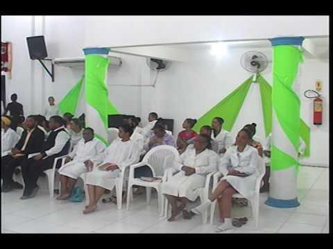 Vigilia Igreja Pentecostal El Roí  de Feira de santana