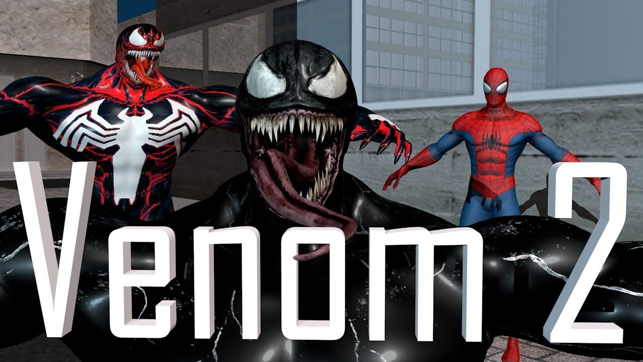 Venom 2 (2021) Inexpensive Trailer / Веном 2 (2021 ...