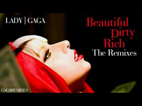 Lady Gaga - Beautiful Dirty Rich (Adam1Time Summertime Remix) HD Full Exclusive