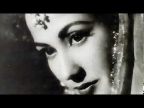 Ameen Sayani with Meena Kumari...  Binaca Geetmala.