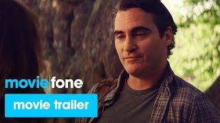 'Irrational Man' Trailer (2015): Joaquin Phoenix, Emma Stone