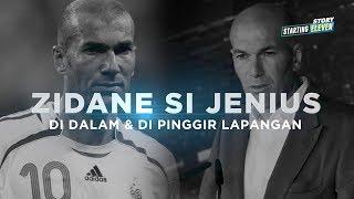 Gambar cover Zinedine Zidane: Mitos, Dewa, dan Raja