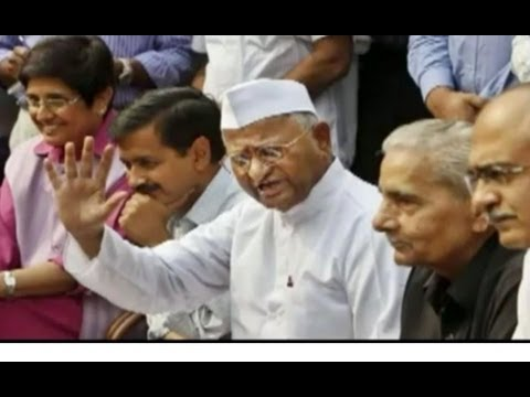 The Real Truth of Anna Hazare Against Corruption - Rajiv Dixit Expose