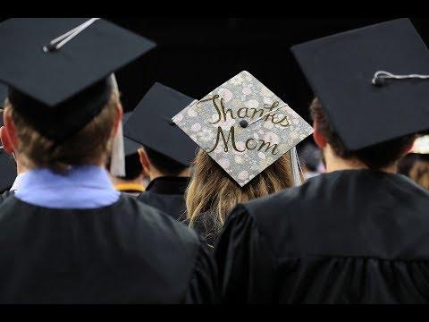 University of Iowa Commencement 2018