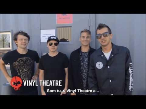 Twenty One Pilots interviews Vinyl Theatre |SK titulky|