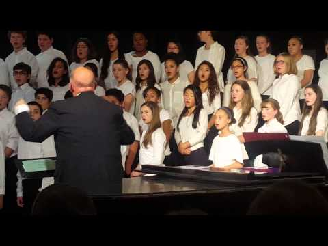 ARMS Choir sings Ma'oz Tzur for Chanuka