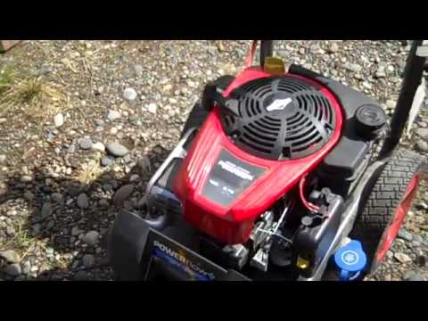 Briggs & Stratton Pressure Washer Problem Solved