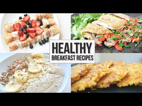Healthy Breakfast Recipe Ideas | Part 1 (Gluten Free / Dairy Free)