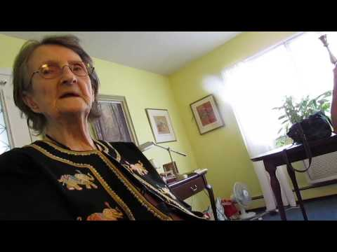 CECILIA MAHER INTERVIEW ON JFK ASSASSINATION BY MARY MALLOY NOV  15 2013