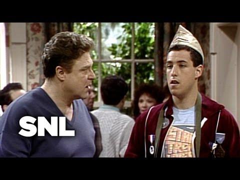 Canteen Boy: Block Party - Saturday Night Live