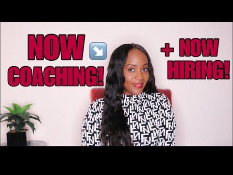 Need Job Coaching? + New Work From Home Job! 1-20-2020