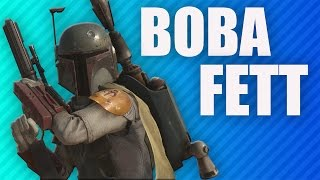 boba fett   star wars battlefront launch
