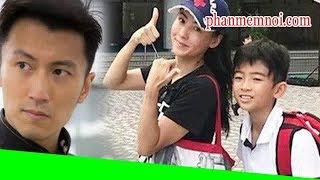 ✅ Con trai Trương Bá Chi gây xôn xao với phát ngôn: 'Tạ Đình Phong không xứng đáng với mẹ cháu'
