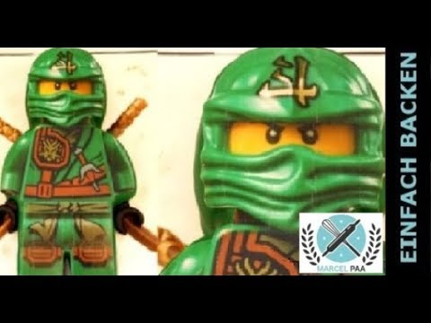 Ninjago Torte  Ninjago torten Aufleger  Ninjago Torte Anleitung  YouTube